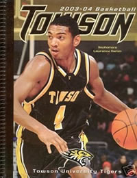 Lawrence Hamm Jr. Towson University Basketball